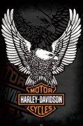 Harley Davidson (Eagle)