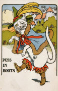 Puss in Boots, children's fairytale by Anonymous