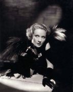 Marlene Dietrich by William Walling Jr.