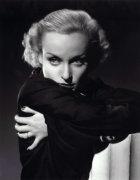 Carole Lombard by Otto Dyar