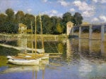 Bridge at Argenteuil 1874