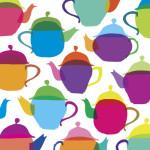 Retro Teapots