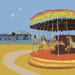 Carousel with Pier