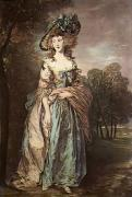Lady Sheffield (Restrike Etching) by Charles Gainsborough