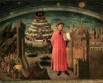 Portrait of Dante by Michelino da Besozzo