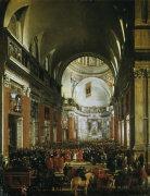 Pope Urban VIII by Andrea Sacchi