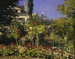 Garden in bloom (detail 2)