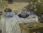 Le Déjeuner (detail 1)