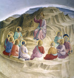 Sermon on the Mount by Attributed to Fra Angelico