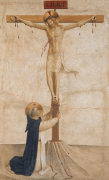 The Crucifixion by Attributed to Fra Angelico