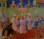 Death of Saints Damian and Cosmas by Attributed to Fra Angelico