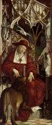 Saint Jerome by Michael Pacher