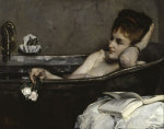 The Bath by Alfred George Stevens
