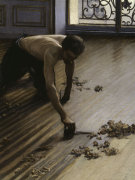 The Floor Planers by Gustave Caillebotte
