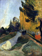 The Three Graces by Paul Gauguin