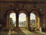Ponte Vecchio by Lancelot de Turpin
