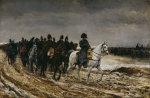 Campagne de France Napoleon by Jean-Louis Ernest Meissonier