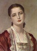 Anita (Restrike Etching)