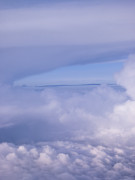 Clouds, aerial view by Assaf Frank