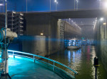 Ship Lock, Three Gorges Dam, China by Assaf Frank