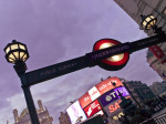 Piccadilly Circus at Night 2 by Assaf Frank
