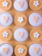 Orange Cupcakes III by Assaf Frank