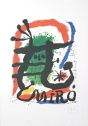 20th Century by Joan Miro