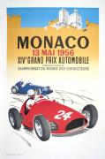 Monaco Grand Prix 1956