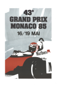 Monaco Grand Prix 1985