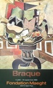 Le Gueridon, 1929 by Georges Braque