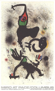 Joan Miro at Pace-Columbus 1979 (vertical)