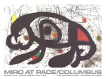 Joan Miro at Pace-Columbus 1979 (horizontal)