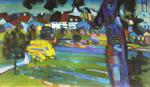 Murnau, 1908 by Wassily Kandinsky