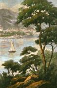 Lake Geneva (Restrike Etching) by Smith