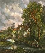 The Valley Farm (Restrike Etching) by John Constable