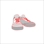 Sneakers by Erin Rafferty