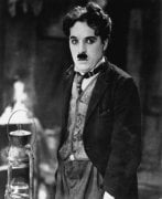 Charlie Chaplin (The Gold Rush) by Celebrity Image