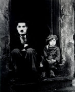 Charlie Chaplin (The Kid) by Celebrity Image
