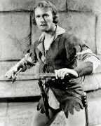 Errol Flynn (The Adventures of Robin Hood) by Celebrity Image