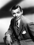 Clark Gable by Celebrity Image