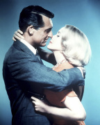 Cary Grant and Eva Marie Saint (North by Northwest)