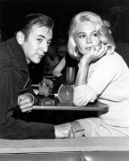 Bobby Darin with Sandra Dee
