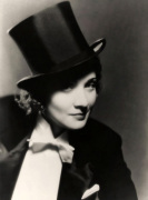 Marlene Dietrich (Morocco)