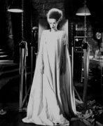 Elsa Lanchester (The Bride of Frankenstein) by Hollywood Photo Archive