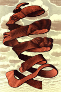 Rind by M.C. Escher