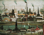 Industrial Landscape:The Canal