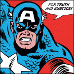 Captain America (For Truth and Justice)