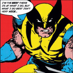Wolverine (I'm The Best) by Marvel Comics