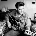 Elvis Presley (U.S Army) by Anonymous
