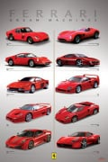 Ferrari (Dream Machines) by Maxi